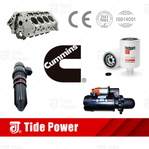 Запасные части CCEC MTA11-G2A MTA11-G3 от Chongqing Cummins Power Tide Power